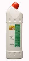 «DASEPT® WC» Активный гель для сантехники с антибактериальным и отбеливающим эффектами, 1 л