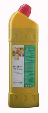 «DASEPT® WC Lemon», гель для сантехники c лимонной кислотой, 1 л
